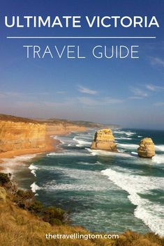 Although it's the smallest state in Australia, there's a lot of things to do in Victoria. You have Melbourne, the Great Ocean Road and the underrated Wilson's Promontory. Travelling to Victoria is a must if you're visiting Australia!