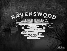 Represent. Ravenswood Manor - Branding Chicago's Neighborhoods