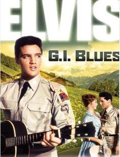 Elvis - G.I. Blues - Paramount