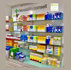 Bookcase, Shelves, Shop, Home Decor, Pharmacy, Shelving, Homemade Home Decor, Shelf, Open Shelving