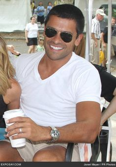 kelly ripa is the luckiest woman alive.