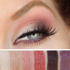 Vice 3 eyeshadow look - 1) Apply Last Sin on inner half lid, layer Bobby Dazzle over it. 2) Apply Bondage and Vanity on outer half of lid. 3) Deepen crease with Sonic. 4) Blend out Sonic with Alien. 5) Line upper lash with Bondage and lower lash with Vanity