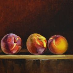 Oil Painting Gallery – Begoña Morton Oil Painting Gallery, Mini Canvas, Fruit Art, Drawings
