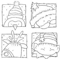 Moldes Navideños. | Creaciones Claudia Christmas Doodles, Christmas Drawing, Christmas Coloring Pages, Christmas Paintings, Christmas Images, Christmas Colors, Christmas Art, All Things Christmas, Christmas Decorations