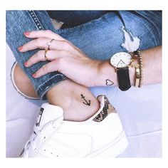 """""""#Tatuaje #Tattoo ⚓️❤️"""""""