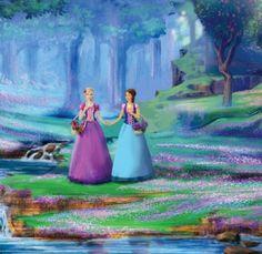 barbie and the diamond castle art Barbie Fairytopia, Barbie Movies, Dream Art, Girl Power, Fairy Tales, Castle, Fan Art, Cartoon, Diamond