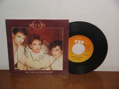 Mecano     7´´ Mega Rare Vintage Spain 1982