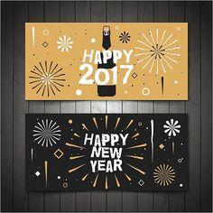 En güzel dekorasyon paylaşımları için Kadinika.com #kadinika #dekorasyon #decoration #woman #women free vector Happy new year 2017 Greeting Cards
