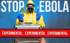 FDA : Warning Suplemen Untuk Mengobati Penyakit Ebola
