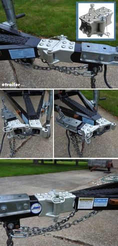 Hinge kit lets you create up to a foldaway tongue for your boat trailer Cargo Trailer Camper, Atv Trailers, Boat Trailer, Utility Trailer, Trailer Hitch, Trailer Dolly, Truck Canopy, Tactical Truck, Expedition Trailer