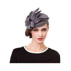 Womens Wool Felt Fascinator Cocktail Race Fancy Cheltenham Fesitval Hat A302 at Amazon Women's Clothing store: