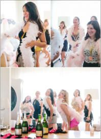 hen party burleque classes