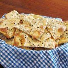 Lavosh (pão sem fermento)