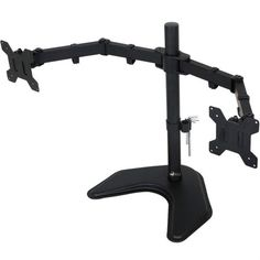 Get the best prices on WALI Dual LCD Monitor Mount Free Standing Fully Adjustable Desk Fits Two Screens up to Full Motion, Tilt, Swivel, Rotate, 22 lbs Cap Computer Build, Best Computer, Computer Desks, Dual Monitor Stand, Lcd Monitor, Best Dslr, Adjustable Desk, Screens, Entryway