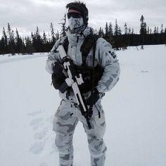 Swedish Army Ranger