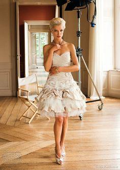 Linea Raffaelli Wedding Dresses | Wedding Inspirasi