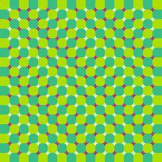 Optical illusion (c) Akiyoshi Kitaoka