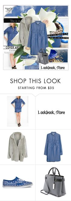 """""""Lookbook Store"""" by mainlyd ❤ liked on Polyvore featuring Vans, Michael Kors, Friend of Mine and LBSOktoberfest"""