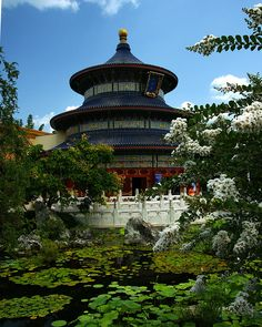 China Pavilion at Epcot, Walt Disney World