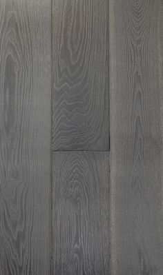 "GRAPHITE from the Haute Couleur Collection Engineered, European Hardwood Floors 7.5"" Wide, White Oak Hardwood Planks Samples & Pricing available at Creative Spark Distribution: sales@creativesparkdistribution.com"