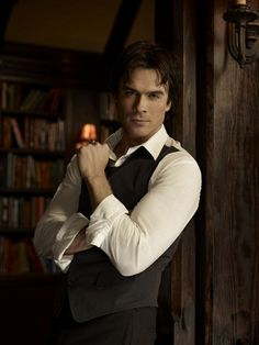 Hottie of the Day - Ian Somerhalder