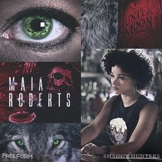 """46.6k Likes, 257 Comments - Shadowhunters (@shadowhunterstv) on Instagram: """"Maia Roberts is not one to mess with. Let us know your favorite thing about Maia in the comments…"""""""