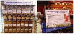 Plastikfrei einkaufen: Dieser Bio-Supermarkt geht einen Schritt weiter (Foto: Utopia/mt)