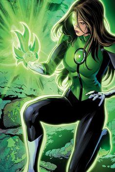 Jessica Cruz - Green Lanterns 006 / Will Conrad & Jack Herbert