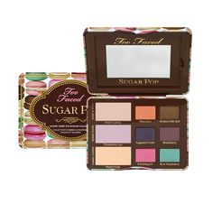 """StarSiza Dust: Special Make Up with… """"Sugar Pop"""" by Too Faced"""