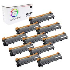 True Color Toner Dell Premium Compatible High Yield Toner Cartridge Replacement for Printers Pages) Toner Cartridge, Printers, True Colors