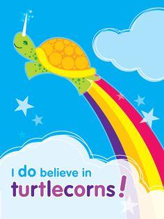 Turtlecorns