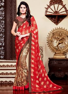 http://www.sareesaga.com/index.php?route=product/product&product_id=40501 Style:Printed Saree Shipping Time:7 - 9 Days Occasion:Party Festival Fabric:Brasso Colour:Pink Work:Embroidered Patch Border Work Customer Support : +91-7285038915, +91-7405449283