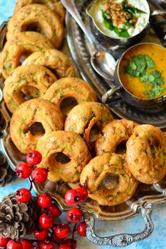 Transform your traditional Diwali celebrations with this Baked Vada instead of the regular deep-fried one. Tastes the same, but healthier!
