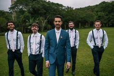 Casamento de filme: rústico chic | Cristiane + Eduardo
