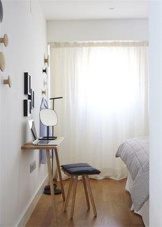 Un appartement en duplex au design raffiné
