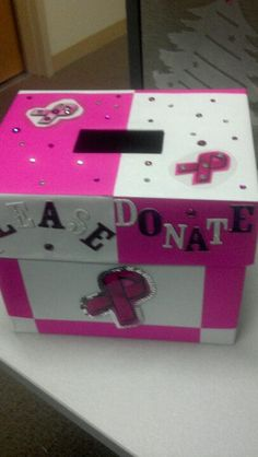 24 Best Donation Boxes images in 2013 | Donation boxes