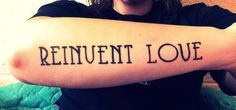 Forearm ink <3