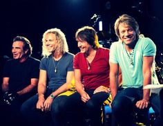 "Bon Jovi at ""I - Heart Radio Music Festival"",2012!"