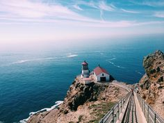 Point Reyes Lighthouse / photo by alpanesen