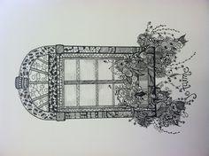 Je t'aime by GC  #doodle