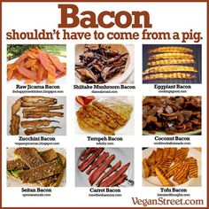 Shiitake-'bacon'