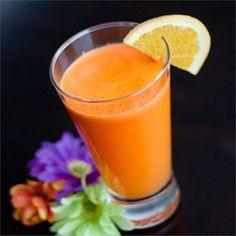 Carrot and Orange Juice