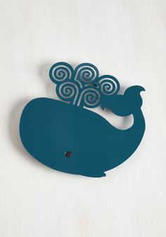 On a Whale of One to Ten Trivet