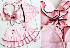 kawaii swimsuits - Google Search