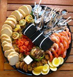 Seafood platter More