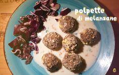 Vegan polpette di melanzane - Ossido, Roma