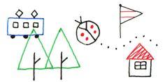 ボールペンで描く!プチかわいいイラスト練習帳 – 手帳やメモ帳にちょこっと描く、かんたんでプチかわいいイラストの描き方を研究中です