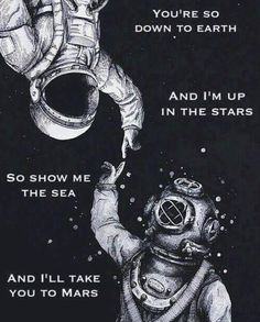 Space #spaced #soulmates