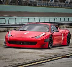 Ferrari458 GT-3
