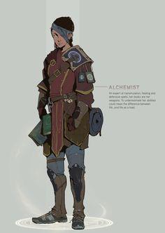 Damian audino alchemist
